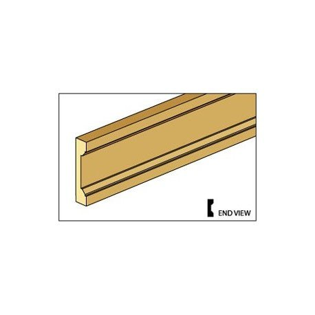 Dollhouse Door & Window Trim, 3/8 W X 24 L (Dollhouse Doors And Windows compare prices)