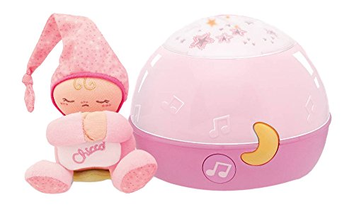 Chicco 24271 Gioco First Dream Projector, Rosa