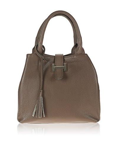 Pitti Bags Borsa A Mano Amy  [Tortora]