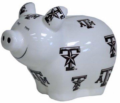 NCAA Texas A&M Aggies Bank Pig Lg