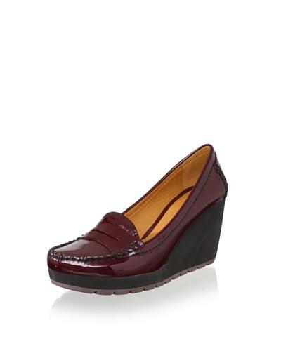Geox Women's Dori Wedge Loafer