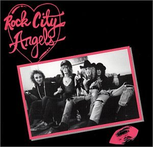 Rock City Angels [Numbered Collector's Edition]
