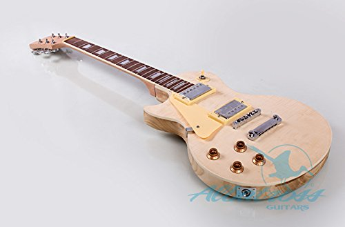 Albatross Guitars Gk004Pl Solid Paulownia Body Left Handed Electric Guitar