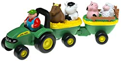 John Deere - Animal Sounds Hay Ride