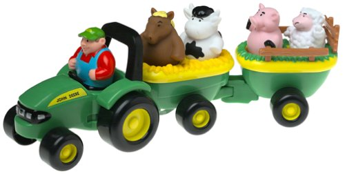 John Deere Tractor Toy
