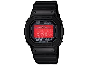 Casio G-Shock Globe X Collaboration Limited Edition Watch