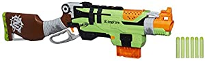 Nerf - A6563eu40 - Jeu de Plein Air - Zombie Strike - Slingfire