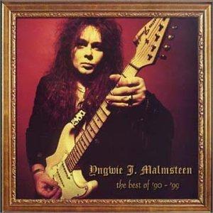 YNGWIE MALMSTEEN - The Best Of Yngwie Malmsteen 1990-1999 - Zortam Music