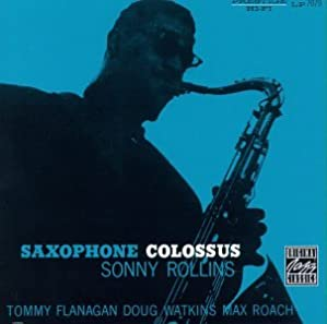 "Cover of ""Saxophone Colossus"""