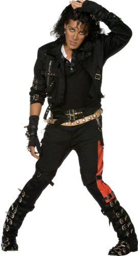 Smiffy's Michael Jackson Bad Costume - Great customer reviews. Become the king of pop!