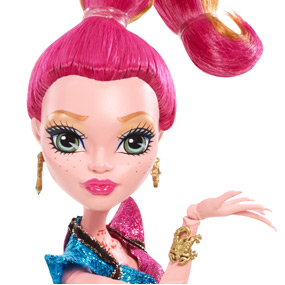 monster high 13 wishes gigi grant doll free shipping new