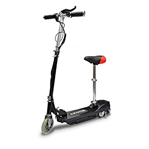 New BLACK Kids Electric Scooter E Scooter E-scooter With ...