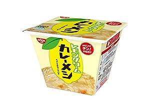 日清 レモンクリーム カレーメシ 151g×6個