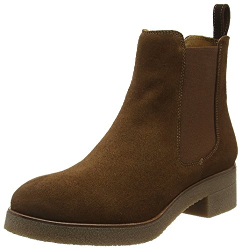 UnisaDruina_bs - Stivaletti donna , Marrone (Brown (Tobacco)), 38