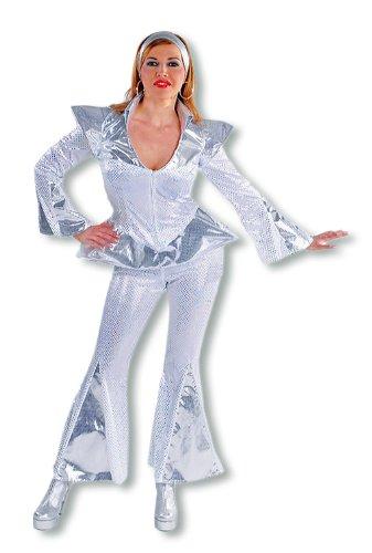Discoteche Donna Regina Costume XL