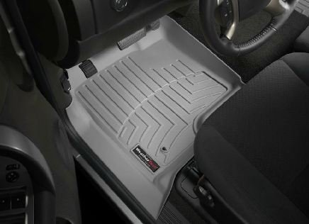WeatherTech Rear Mud Flap for 2004-2011 Ford F-150 Models Set of 2