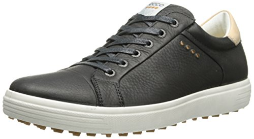 ecco-mens-golf-casual-hybrid-zapatos-de-golf-para-hombre-color-negro-talla-43