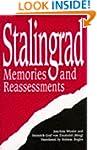 Stalingrad: Memories and Reassessments