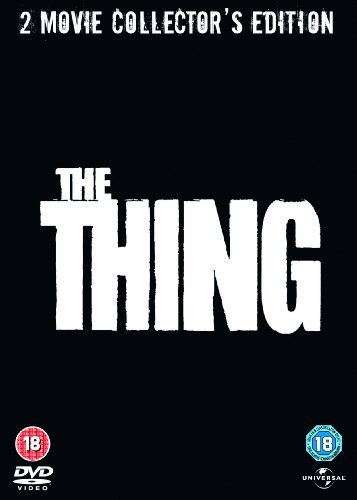 The Thing (Double Pack Including Original) [DVD]