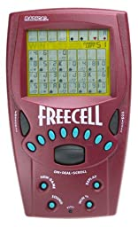 Handheld FreeCell Solitaire Game - 8019