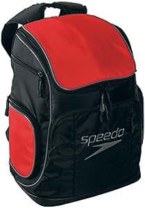 Speedo(スピード) スイマーズリュック SD93B10 レッド