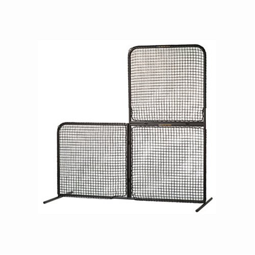 Easton Collapsible Portable L-Frame Pitching Screen (Portable Pitching Screen compare prices)