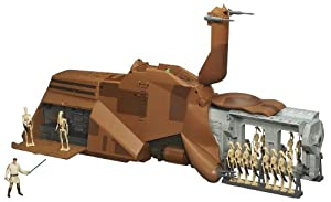 Hasbro 37905148 - Star Wars Class III Multitruppen Transporter