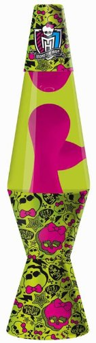 Lava Lite 19620600Us Monster High Voltage Lave Lamp, 11.5-Inch front-235181