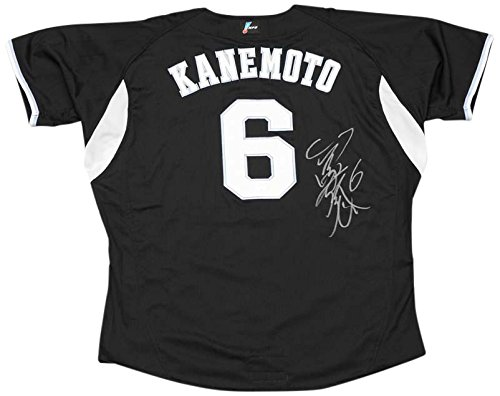 2012 阪神タイガース 金本知憲 直筆サイン入り復刻オーセンティック・ジャージ (BBM Authentic Collection Baseball Legend Series Premium3)
