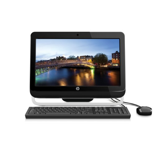 HP Omni 120-1130 20-Inch Desktop (Black)