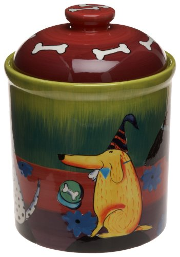 Bowls Henriksen Imports Mary Naylor Designed Party Dog