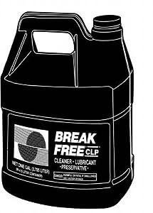 Break-Free CLP-7 Cleaner Lubricant Preservative Gallon Jug, 3.78-Liter by BreakFree