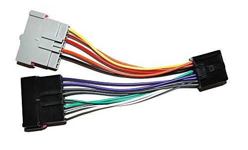 Wiring Harness Adapter Ford Focus : Ford radio adapter wire wiring harness old to new style