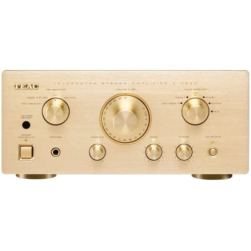 Does anyone know anything about the Teac A-H300? | Headphone