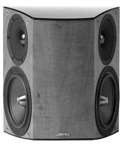 Jamo C80 Sur Left Surround Sound Speakers (Single, Black)