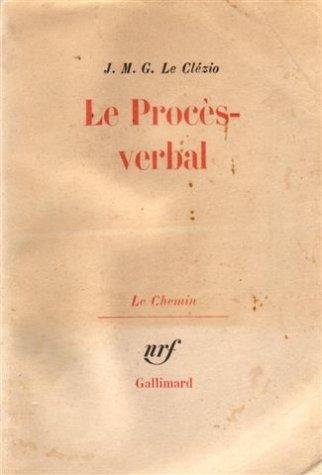 Le proces verbal en ligne