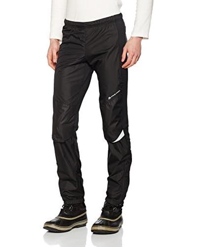 Alpine Pro Pantalón Deporte Huw Negro