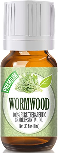 Wormwood 100% Pure, Best Therapeutic Grade Essential Oil - 10ml