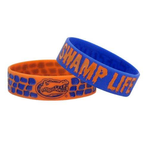 NCAA Florida Bulky Bandz Bracelet 2-Pack