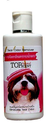Topscent Dog Tear Odor Remover Especially for