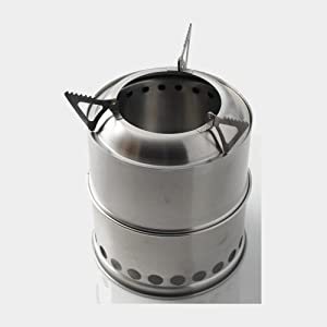 WOOD CAMP STOVES - STOVES
