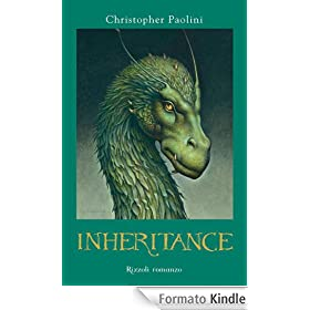 Inheritance: Il ciclo dell'eredit� #4 (Rizzoli narrativa)