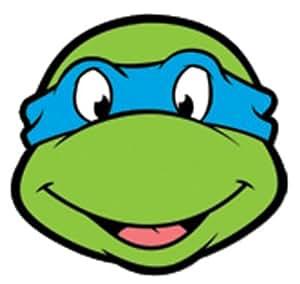 Leonardo Teenage Mutant Ninja Turtles Face Mask Amazon Co