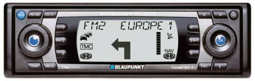 auto navigation blaupunkt travelpilot cd autoradio freestyler mit navigationssystem wei es. Black Bedroom Furniture Sets. Home Design Ideas