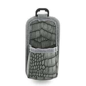Amazon.com - Van Autos Camiones Crocodile Print Faux del cuero del