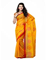 Shariyar Tissue Jacquard Art Silk Jacquard Saree PRC44046