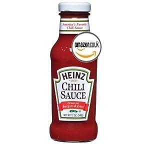 Heinz Chili Sauce (131120) 12 oz