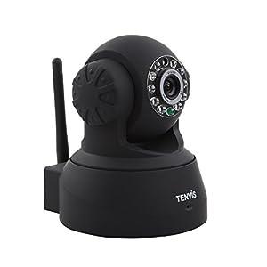 Caméra IP de surveillance Tenvis TR3818W, Caméra IP de sécurité wifi sans fil d'intérieur à capteur CMOS 1/4