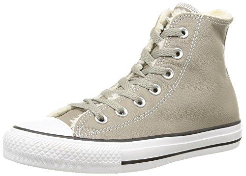 Converse - Ct Shear Lea Hi, Sneakers Alte da donna, beige (beige/taupe), 36