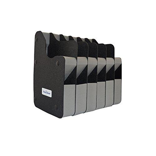 Benchmaster - Weapon Rack - Six (6) Gun Vertical Pistol Rack - Gun Safe Storage Accessories - Gun Rack (Handgun Storage Rack compare prices)